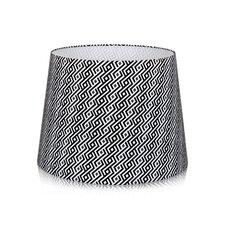 50 cm Lampenschirm Graphic aus Stoff