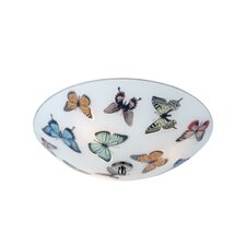 Deckenleuchte 2-flammig Butterfly
