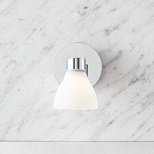Cassis 1 Light Wall Lamp