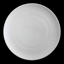 """31,6 cm Platzteller """"Geo"""" aus Porzellan in Weiß (6er Pack)"""