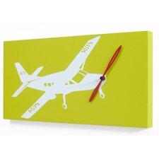 Wanduhr Flyer Cessna