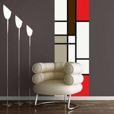 Unik Mondrian Wall Decal
