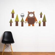 Piccolo Yuri the Bear Wall Decal