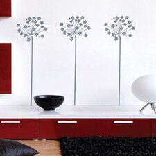 Ado Fire-Flowers Wall Decal