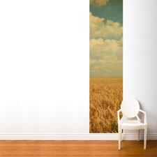 Fresk Wheat Field Wall Mural