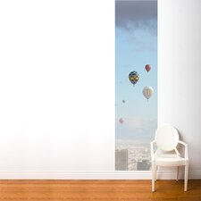 Fresk Colorful Flight Wall Mural