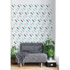 Forme Zag Wall Mural