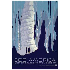 See America Vintage Advertisement
