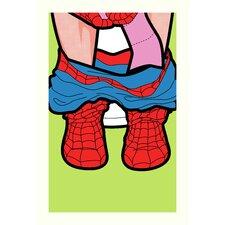 Spider Poo Graphic Art