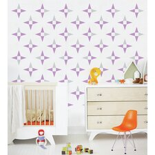 Forme Small Tipi Wall Mural