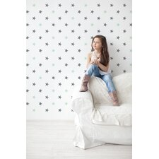 Forme Stars Rain Wall Decal