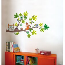 Ludo Reading Corner Wall Decal