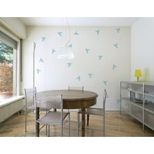 Forme Humming-Bird Wall Mural