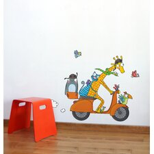 Ludo Let'S Go! Wall Decal