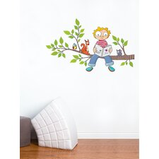 Ludo Ludo's New Story Wall Decal