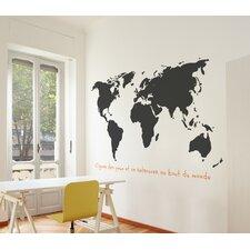 XXL Monde Wall Mural