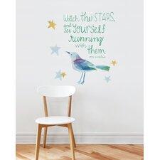 Blabla Watch the Stars Wall Decal