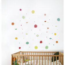 Piccolo Flowers Wall Decal