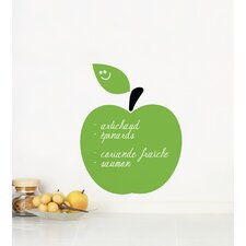 Memo Apple Wall Decal