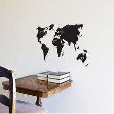 Memo Surf and Turf Wall Decal