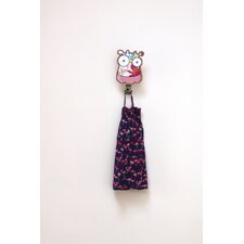 Ludo Cow Coat Hanger