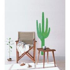 Spot King Cactus Wall Decal