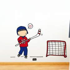 Piccolo Star Player Wall Decal