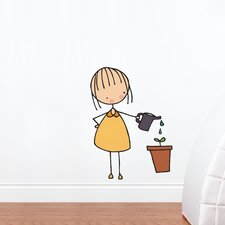 Piccolo Drops of Love Wall Decal