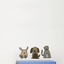 Piccolo Animates Wall Decal