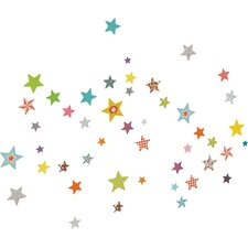 Ludo Stars Wall Decal