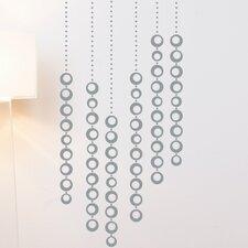 Spot Moon Pearls Wall Decal