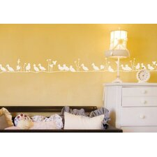 Baby Little Duckies Wall Decal