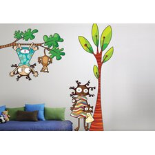 Ludo A Small Tree Wall Decal