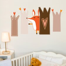 Piccolo Paolo Plays Hide and Seek Wall Decal