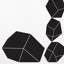XXL Crystals Wall Decal