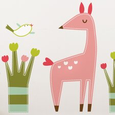Piccolo Emma the Fawn Wall Decal