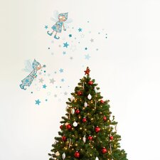 Christmas 2013 Elves Wall Decal