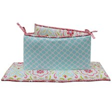 Mila Crib Bumper