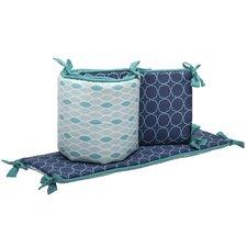 Mosaic Crib Bumper