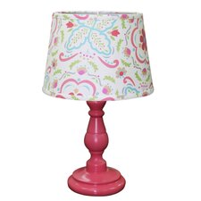 "Mila 17"" Table Lamp with Drum Shade"
