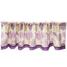 Dahlia Curtain Valance