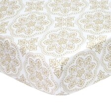 Juliet Fitted Crib Sheet