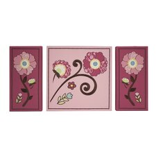 Lainey 3 Piece Canvas Art Set