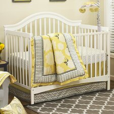 Stella 4 Piece Crib Bedding Set