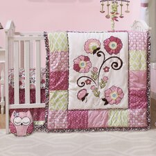 Lainey 6 Piece Crib Bedding Set