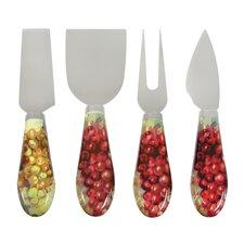 Sonoma 4 Piece Cheese Knive Set