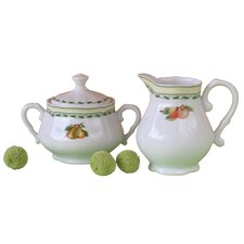 Alba Obst 2 Piece Milk and Sugar Set