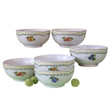 Alba Obst 6 Piece Cereal Bowl Set