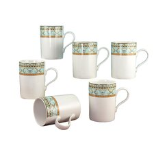 Majestosa Coffee Cup (Set of 6)