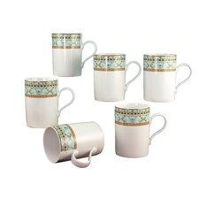 6-tlg. Kaffeetasse Majestosa